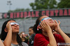 Hinsdale Central Students Observe the Solar Eclipse