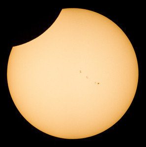 Solar Eclipse on August 21, 2017