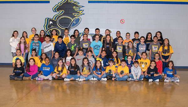 2017-2018 EPISD Elementary UIL Teams