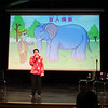 Many fun video presentations from the middle and upper schools