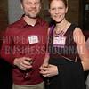 2017 40 Under 40 honoree Lisa Herron-Olson with Garret Olson