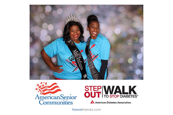 2017 American Diabetes Association Step Out Walk to Stop Diabetes