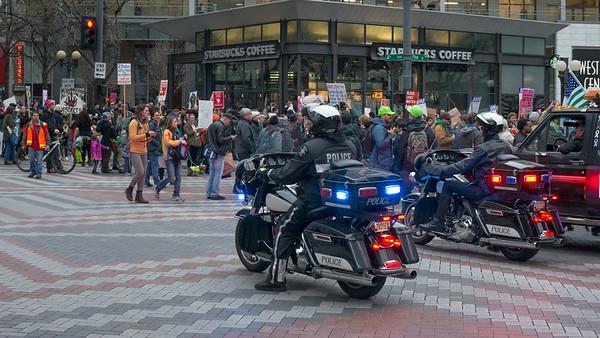 20170120.  Anti-Trump demonstration, Seattle WA.