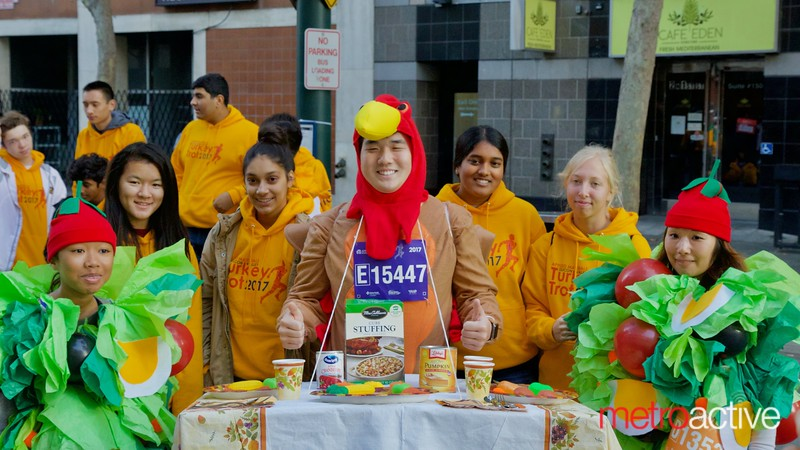 PHOTOS: 13th Annual Turkey Trot