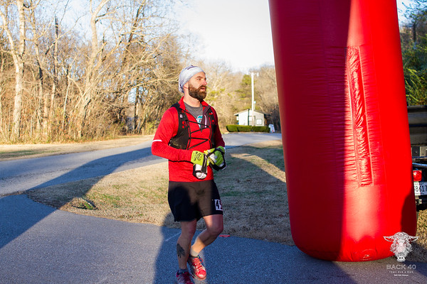 The cold December weekend brought on year two of The Back 40 Trail Run & Ride. Day 1 welcomed over 300 runners ready to take on the Back 40 Bella Vista trails with a 5k, 13 mile, 20 mile, or 40 mile option. Day 2 brought on the mountain bike portion for a 13, 20 or 40 mile option with many having run the day before in order to get both sides of the epic Back 40 medal.