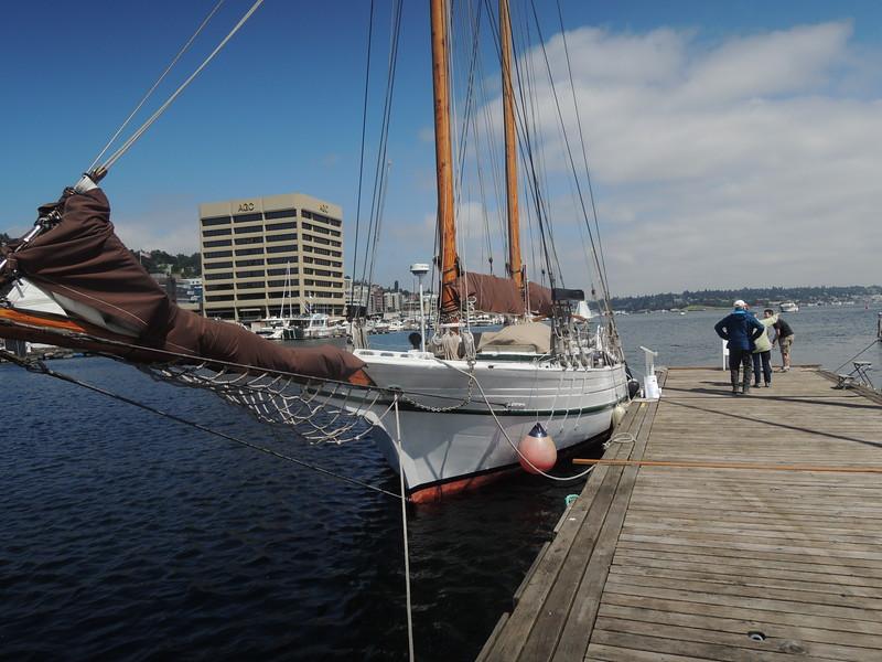 """Gulf Coast Oyster Schooner """"Lavengro"""""""