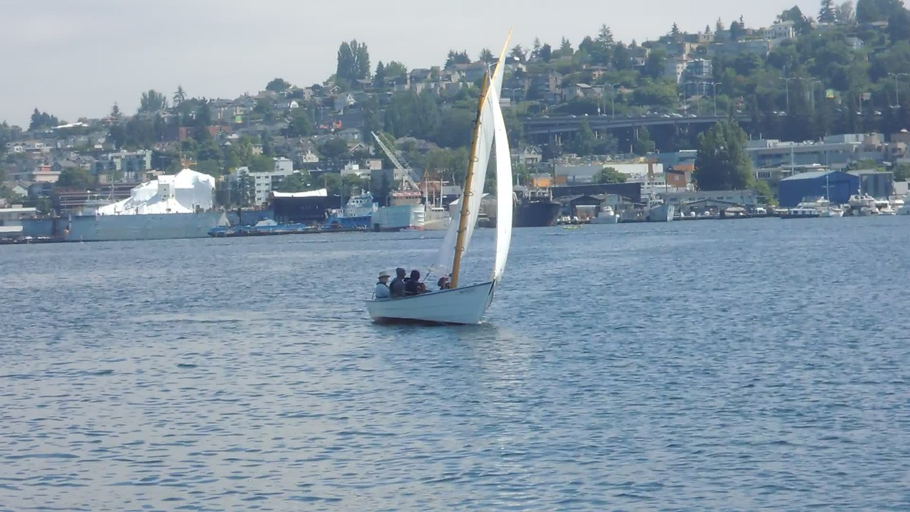 A Video of a sailby!