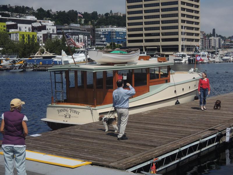 Lake Union Dreamboat!