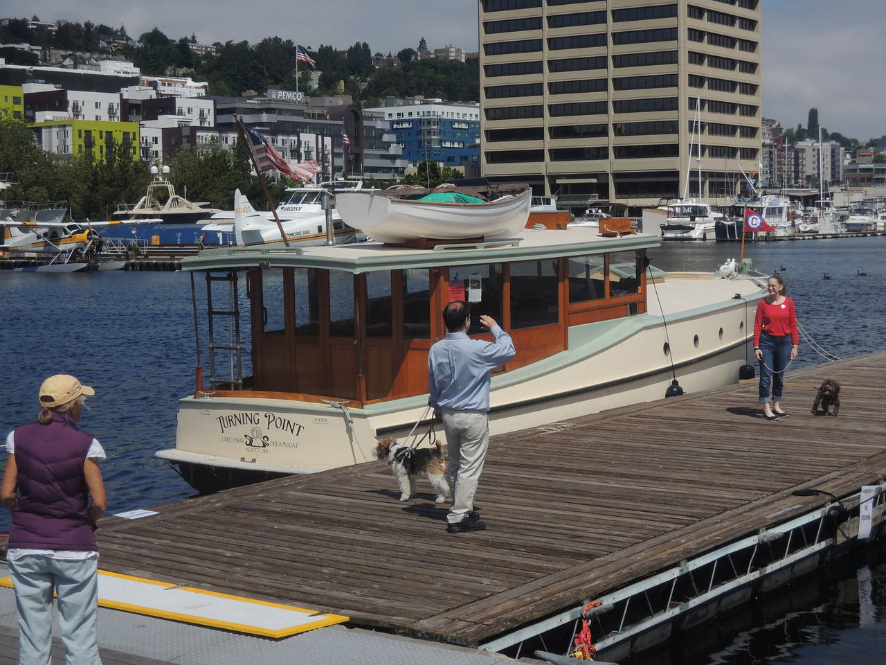 Lake Union Dreamboat!