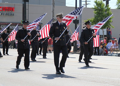 2017 Dearborn Memorial Day Parade