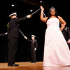 Don Knight | The Herald Bulletin<br /> Debutante Cotillion Beautillion Militaire at the Paramount on Saturday.