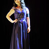 Samantha Steighner of Lincoln Park Performing Arts Charter School, shines in the spotlight.