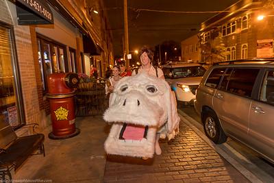 2017 Edison Park Monster Smashed Pub Crawl