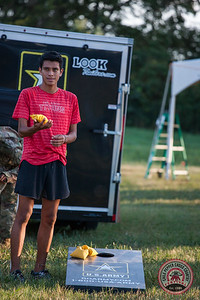 The 29th Annual Chile Pepper Festival was welcomed in on Friday evening with a 1 mile fun run.