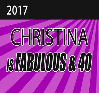 2017-03-04, Christina's 40th Birthday