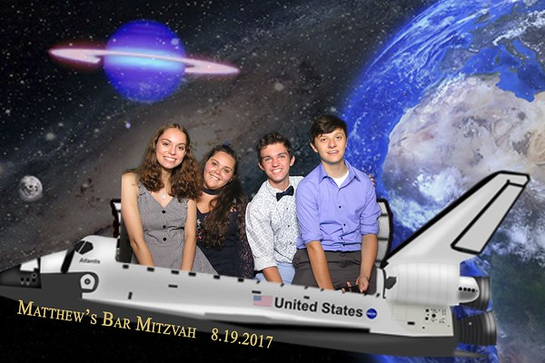 2017-08-19, Matthew's Bar Mitzvah