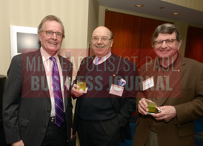 From left, Pat Ryan, Tim Foster and Roger Halverson