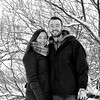 12-24-17 Liz Pope and Family  (75) crop bw