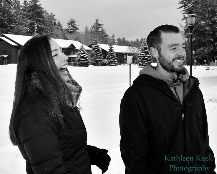 12-24-17 Liz Pope and Family  (62) bw