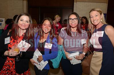 From left; Brook Dotson, Kara Kawakami, Tori Taubner and Kyndra De St. Aubin