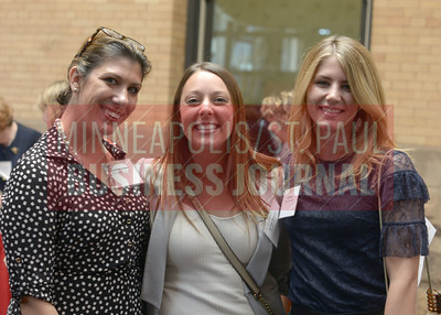 From left, Jennifer Huber, Kristi Stanton and Ali Funk