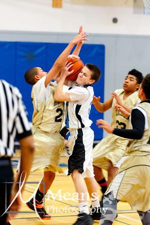 Boys Basketball vs Keathley