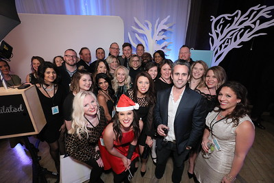 181 Holiday Party 2017
