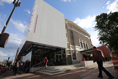 Maryland Film Festival Opening Night -- May 3, 2017