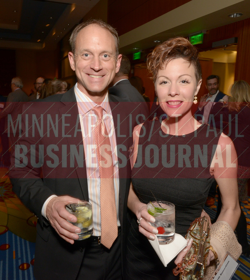 Eric Hawkinson and Beth Reinertson