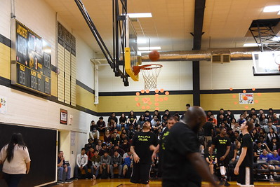 2017 Faculty vs Students Basketball Game