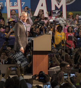Obama In  Richmond