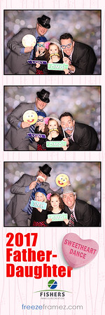 2017 Fishers Parks & Recreation Father Daughter Sweetheart Dance