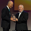 Florida Governor Rick Scott & Roger Dow - President & CEO of U.S. Travel Association at Florida Governor's Conference, Hollywood, Florida, 28th - 30th August 2017 (Photographer: Nigel G Worrall)