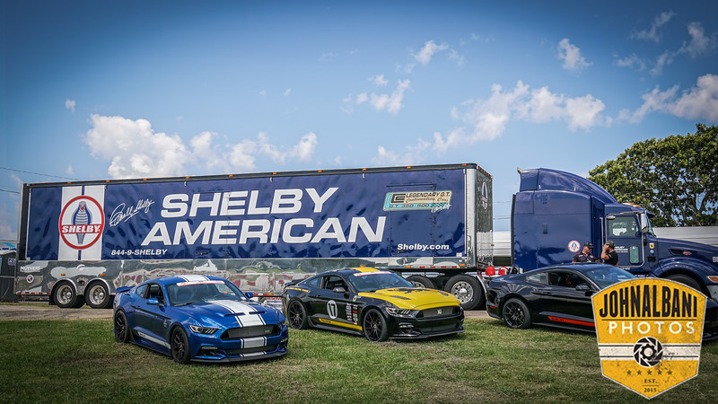 2017 Ford and Shelby Mid America Meet