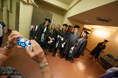 Westfield State University Graduate Commencement at Springfield Symphony Hall, May 2017