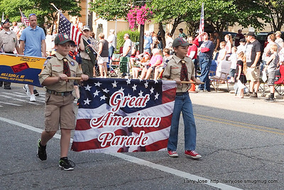 2017 Great American Parade