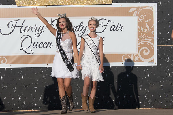 2017 Henry County Fair Queen Pageant