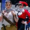 Lara Croft & Harley
