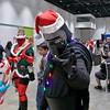 Kylo Ren  feeling festive