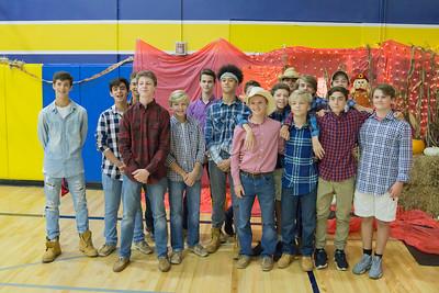 Freshmen Boys