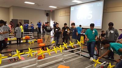 2017 KAOS Robotics at South Early College USTEM VRC