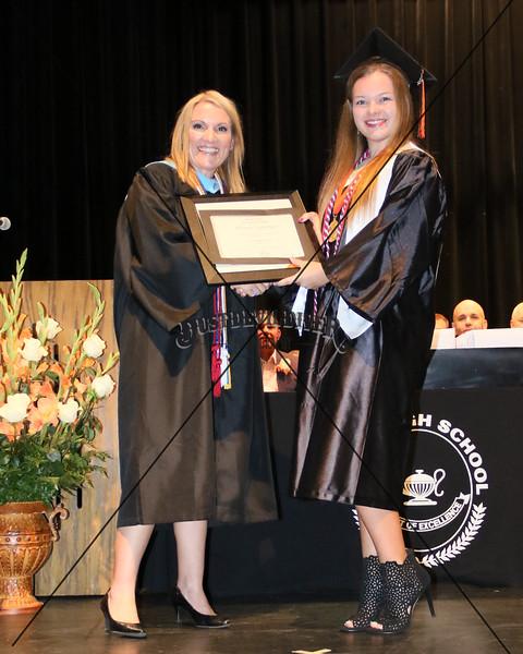 TI2A1210 Valedictorian McKenzie Cockerham