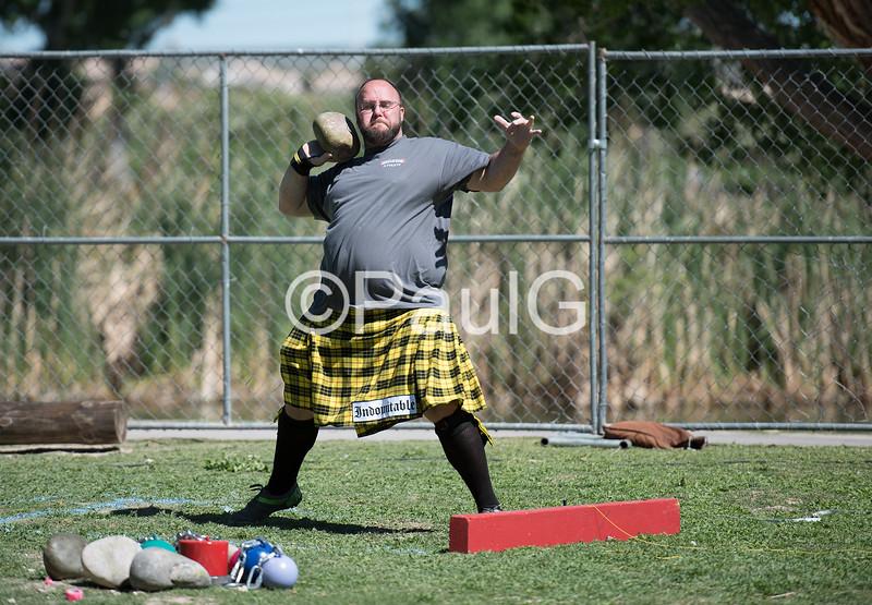 2017 Las Vegas Highlands Games