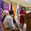 Lieutenant Governor Kathy Hochul at UAlbany