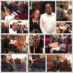 2017 March - TMC Interfaith Outreach