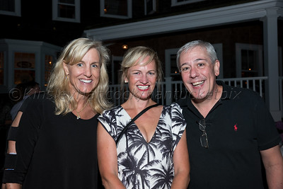 Nantucket Comedy Festival, Patrons Party, 13 Easton Street (Bratton's), Nantucket, MA July 14, 2017