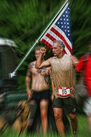 2017 North Carolina Marine Mud Run, Pinnacle, NC 3 June 2017