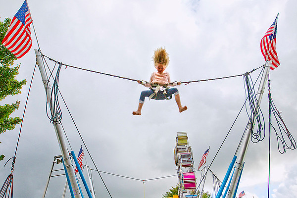 NW MICHIGAN FAIR MIDWAY