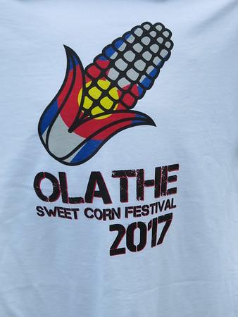 2017 Olathe Sweet Corn Festival, Olathe, Colorado