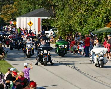2017 Plainfield Quaker Day Parade